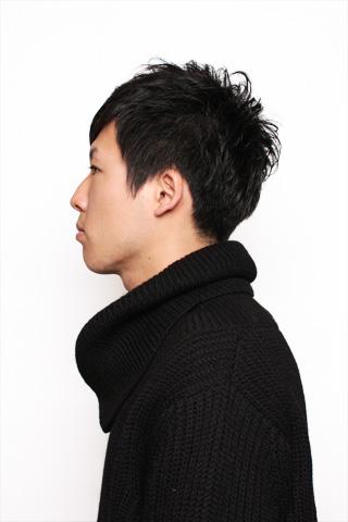ネープすっきりショートヘア ~学生からサラリーマンまで~ , 髪型/ヘアスタイルのカタログ